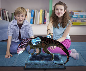 Wonderbook: Walking with Dinosaurs Videos
