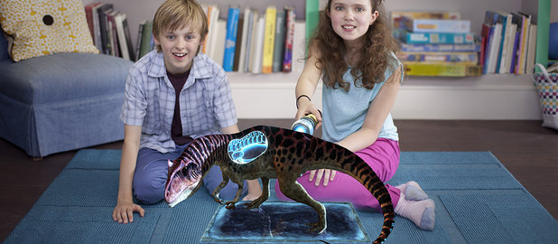 Wonderbook: Walking with Dinosaurs News