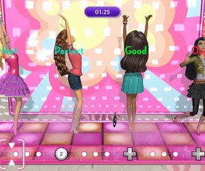 Barbie Dreamhouse Party Chat