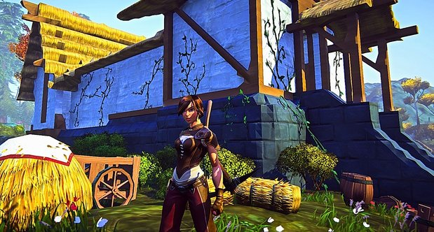EverQuest Next Landmark screenshots