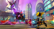 Ratchet & Clank: Into the Nexus rated for Vita
