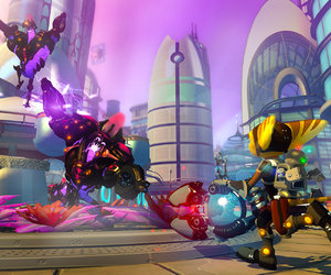 Ratchet & Clank: Into the Nexus Files