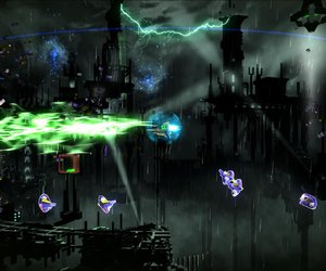 Resogun Chat