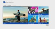 Xbox One SkyDrive app
