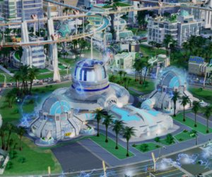 SimCity Cities of Tomorrow Chat