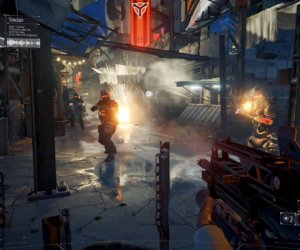 Killzone Shadow Fall Chat