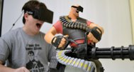 Steam UI adds experimental Oculus Rift mode