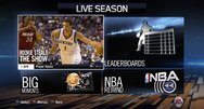 NBA Live 14 PS4 screenshots