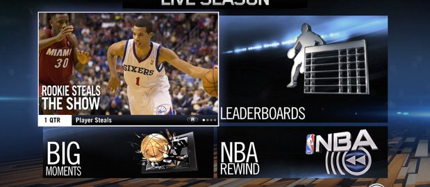 NBA Live 14 News