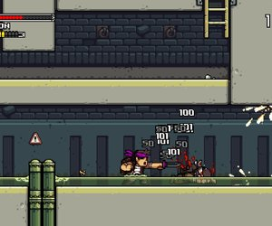 Mercenary Kings Screenshots