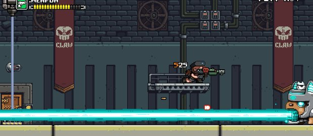 Mercenary Kings News