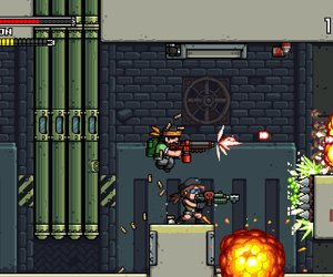 Mercenary Kings Videos