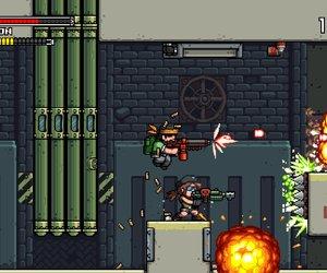 Mercenary Kings Screenshots