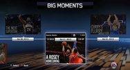 NBA Live 14 PS4 screenshots