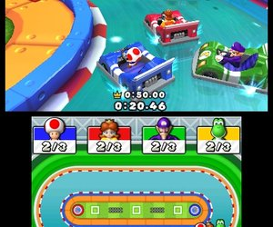 Mario Party: Island Tour Files