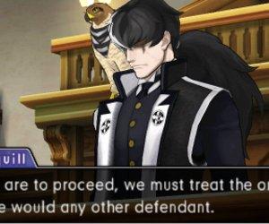 Phoenix Wright: Ace Attorney - Dual Destinies Screenshots