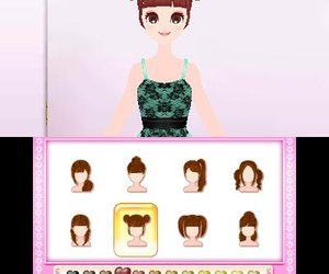 Girls' Fashion Shoot Files
