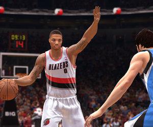 NBA Live 14 Screenshots