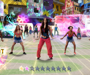 Zumba Fitness World Party Chat