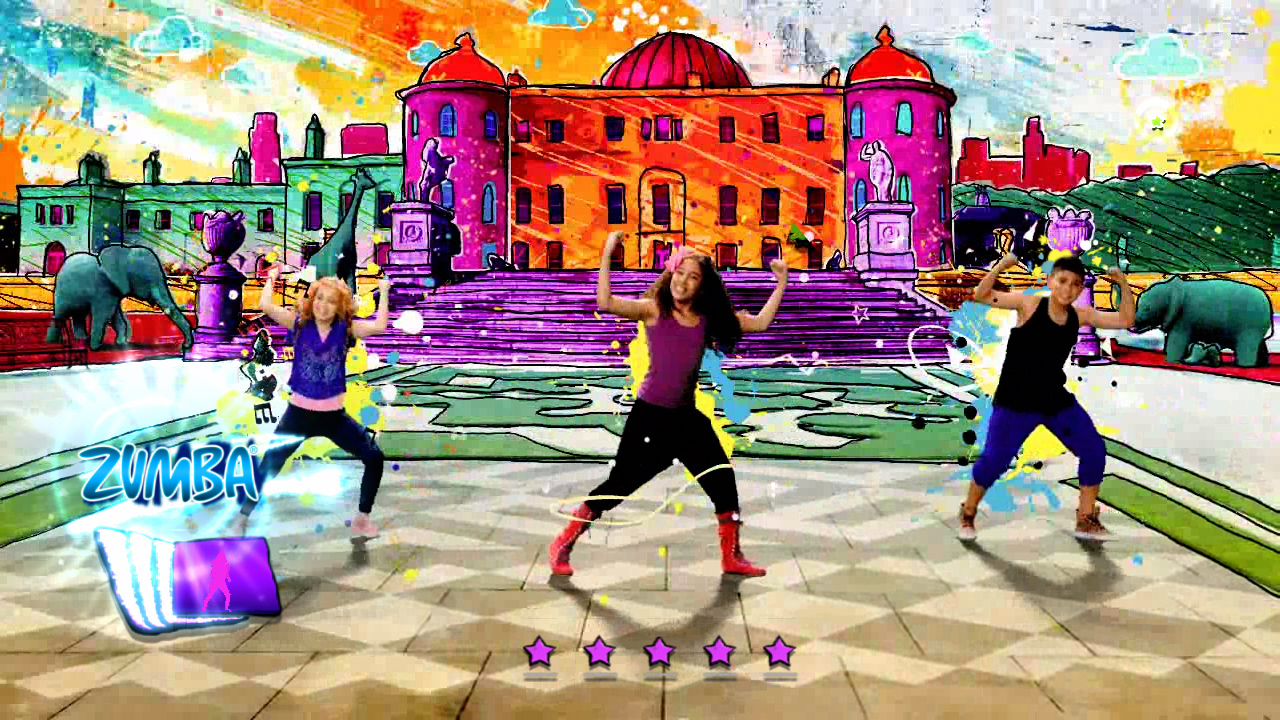 Zumba Kids Screenshots Video Game News Videos And File