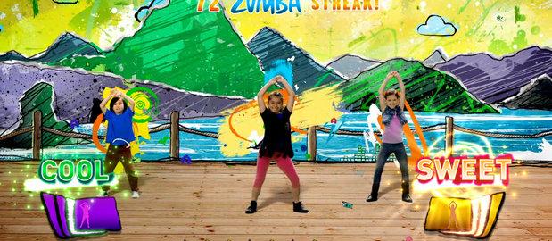 Zumba Kids News
