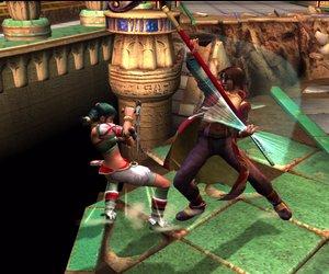 Soulcalibur II HD Online Screenshots