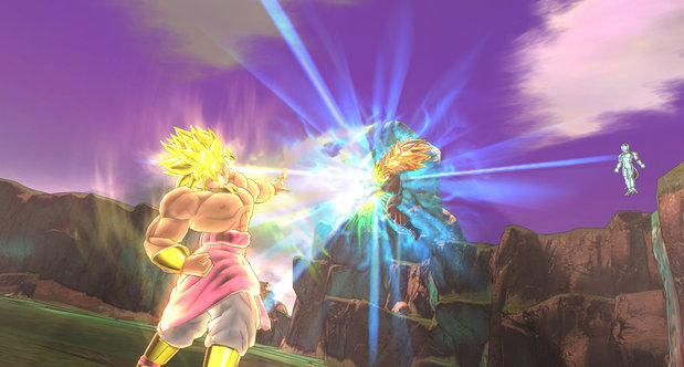 Dragonball Z: Battle of Z screenshots