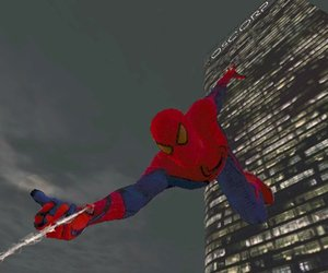 The Amazing Spider-Man Files