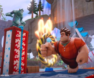 Disney Infinity Screenshots