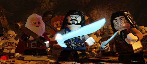 LEGO The Hobbit News