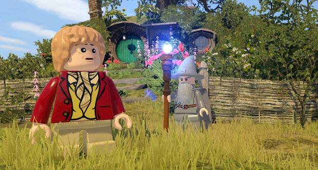 Lego: The Hobbit screenshots