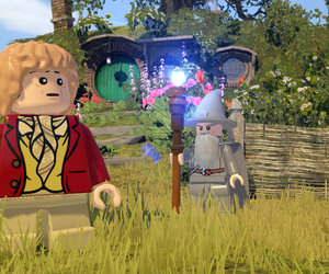 LEGO The Hobbit Screenshots