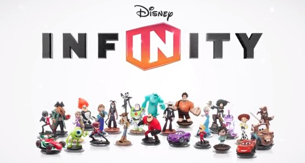 Disney Infinity updated line-up