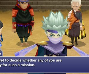 Final Fantasy IV: The After Years Screenshots