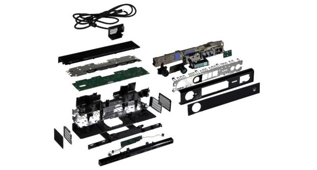 Kinect for Xbox One teardown