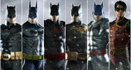 Batman: Arkham Origins gets Infinite Earth DLC skins today