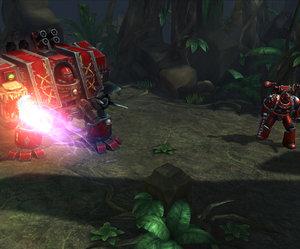Warhammer 40,000: Space Wolf Screenshots