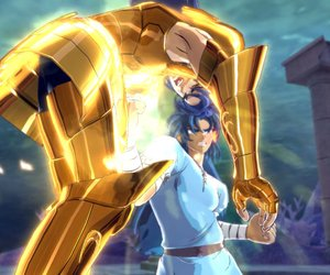 Saint Seiya: Brave Soldiers Screenshots