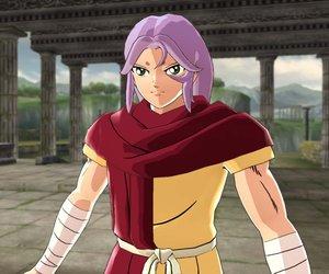 Saint Seiya: Brave Soldiers Chat