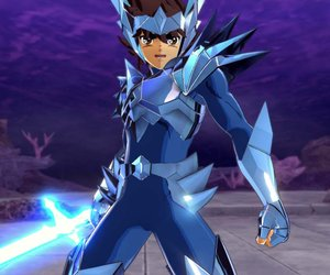 Saint Seiya: Brave Soldiers Files