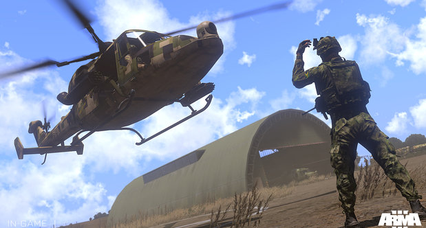 Arma 3 Adapt campaign episode screenshots