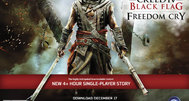 Assassin's Creed 4 'Freedom Cry' DLC coming December 17