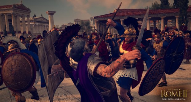 Total War: Rome 2 'Baktria' faction