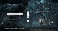 Thief custom difficulty and UI options detailed