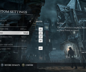 Thief Screenshots