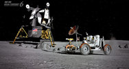 Gran Turismo 6 lunar rover takes drivers to the moon