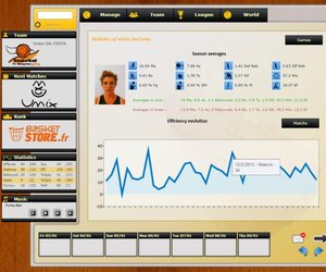 Basketball Pro Management 2014 Screenshots