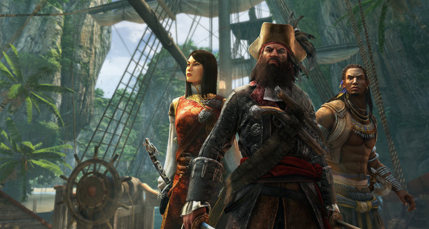Assassin's Creed IV Blackbeard's Wrath screenshots