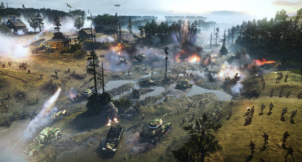Company of Heroes 2 Two Fronts screenshots