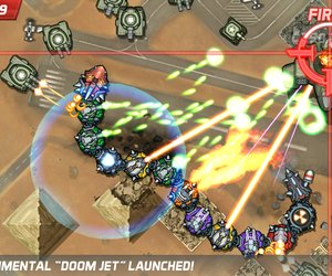 Colossatron: Massive World Threat Screenshots